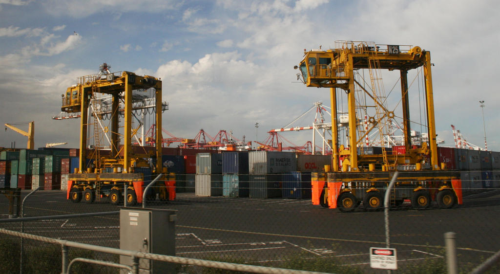 Spia Maroc Maintenance portuaire - Maintenance portuaire